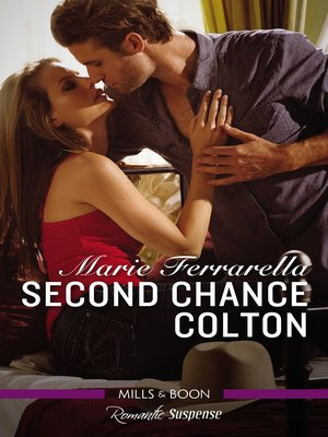 cover image of Second Chance Colton