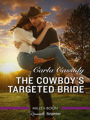 cover image of The Cowboy's Targeted Bride