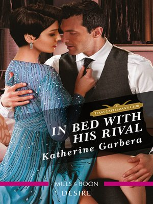 cover image of In Bed with His Rival