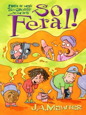 cover image of So Feral!
