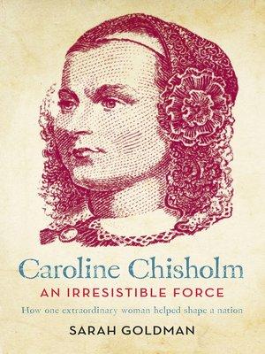 Caroline Chisholm PDF Free Download