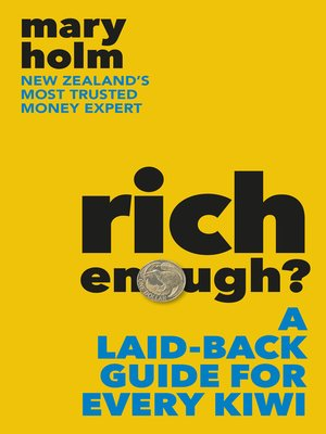 cover image of Rich Enough?