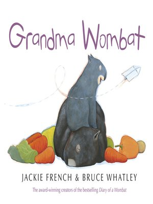 cover image of Grandma Wombat