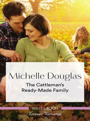 cover image of The Cattleman's Ready-Made Family