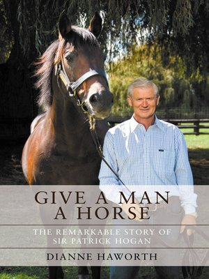 cover image of Give a Man a Horse