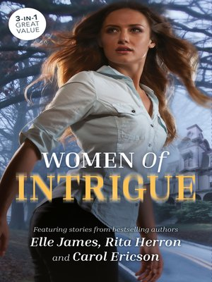 cover image of Intriguing Heroines Collection / Blown Away / Look