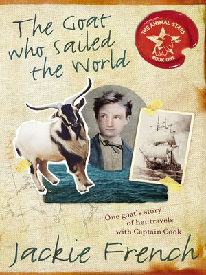 cover image of The Goat Who Sailed the World