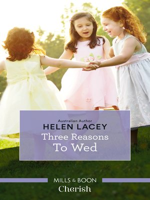cover image of Three Reasons to Wed