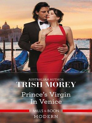 cover image of Prince's Virgin in Venice