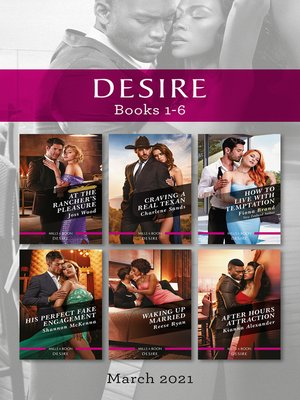 cover image of Desire Box Set Mar 2021