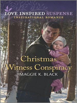 cover image of Christmas Witness Conspiracy