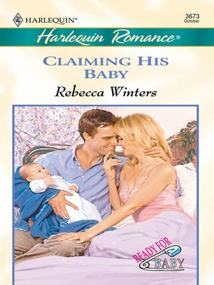 cover image of Claiming His Baby