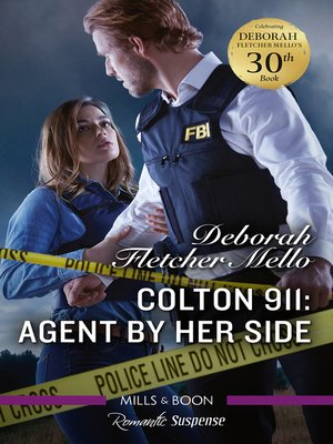 cover image of Colton 911: Agent By Her Side