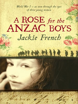 cover image of A Rose for the Anzac Boys