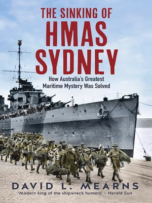 cover image of The Sinking of HMAS Sydney
