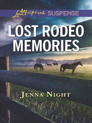 cover image of Lost Rodeo Memories