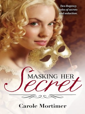 cover image of Masking Her Secret--2 Book Box Set