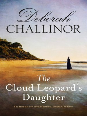 cover image of The Cloud Leopard's Daughter