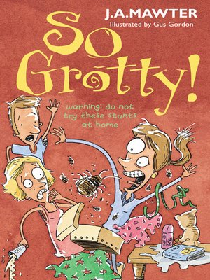 cover image of So Grotty!