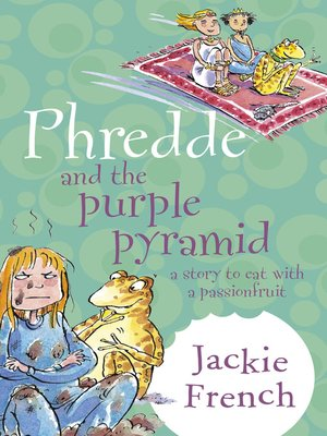 cover image of Phredde and the Purple Pyramid