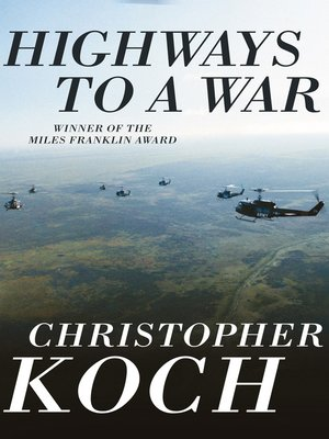 cover image of Highways to a War