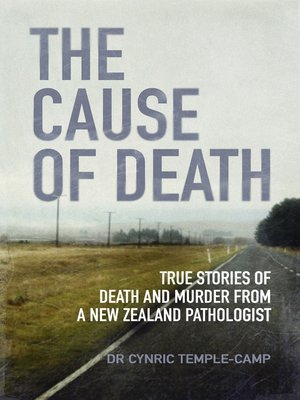 cover image of The Cause of Death
