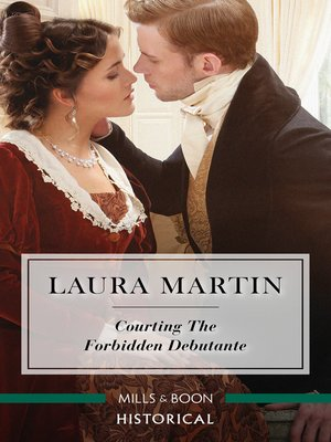 cover image of Courting the Forbidden Debutante