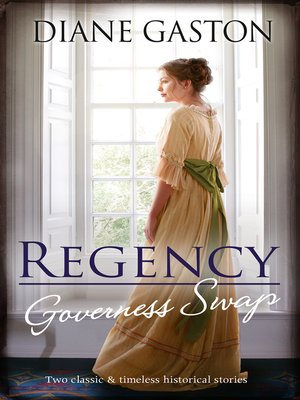 cover image of Regency Governess Swap
