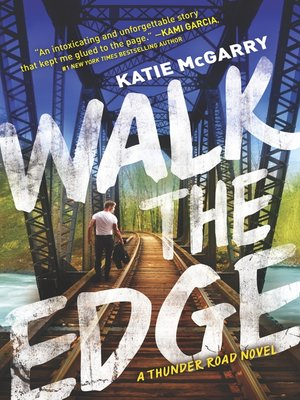cover image of Walk the Edge