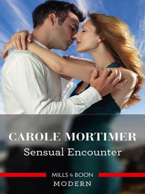 cover image of Sensual Encounter
