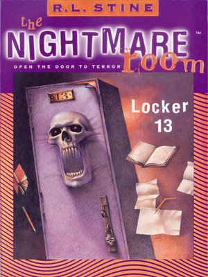 cover image of The Nightmare Room #2: Locker 13