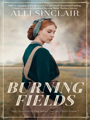 cover image of Burning Fields