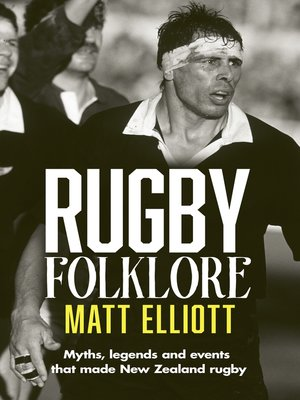 cover image of Rugby Folklore