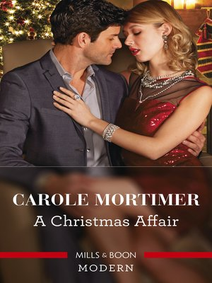 cover image of A Christmas Affair
