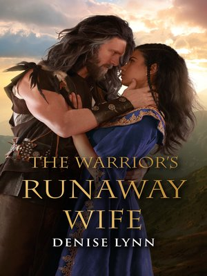 cover image of The Warrior's Runaway Wife