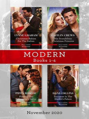 cover image of Modern Box Set 1-4 Nov 2020