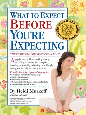 cover image of What to Expect Before You're Expecting
