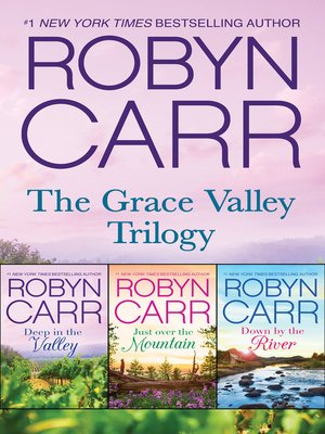 cover image of Grace Valley Series Bundle--3 Book Box Set