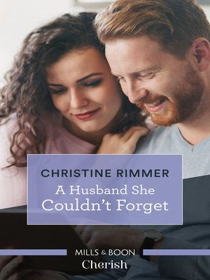 cover image of A Husband She Couldn't Forget