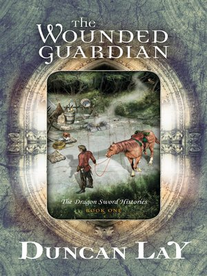 cover image of The Wounded Guardian