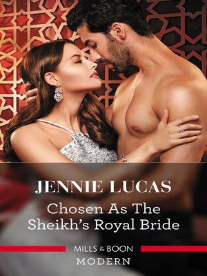 cover image of Chosen as the Sheikh's Royal Bride