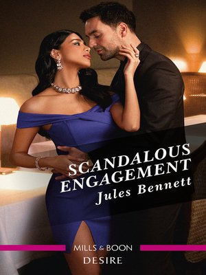 cover image of Scandalous Engagement