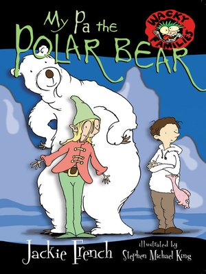 cover image of My Pa the Polar Bear