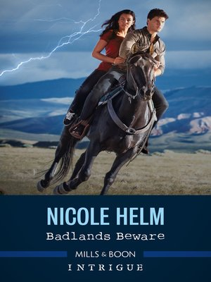 cover image of Badlands Beware
