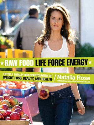 cover image of Raw Food Life Force Energy