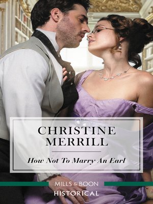 cover image of How Not to Marry an Earl