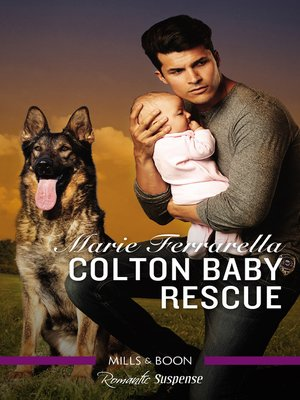 cover image of Colton Baby Rescue