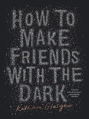 cover image of How to Make Friends with the Dark