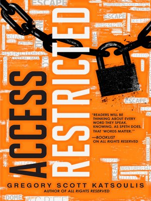 cover image of Access Restricted