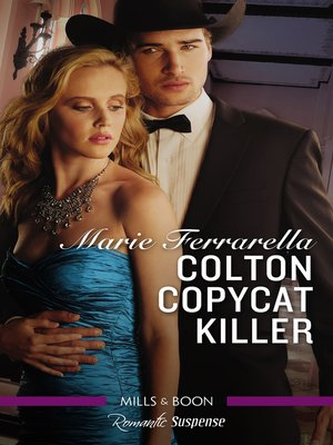 cover image of Colton Copycat Killer